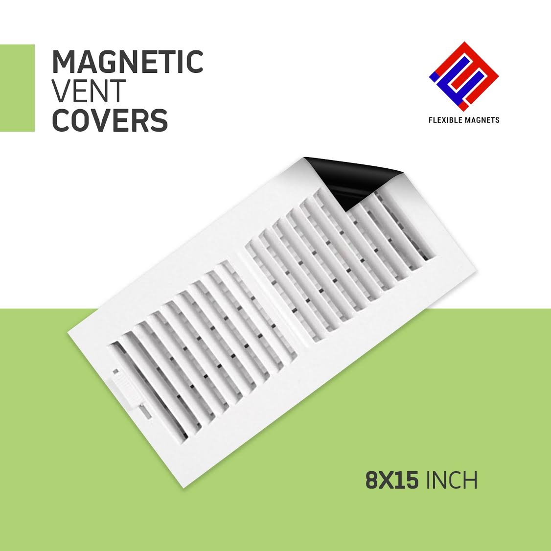 Magnetic Vent Cover. Looks Like A Register Vent! Perfect